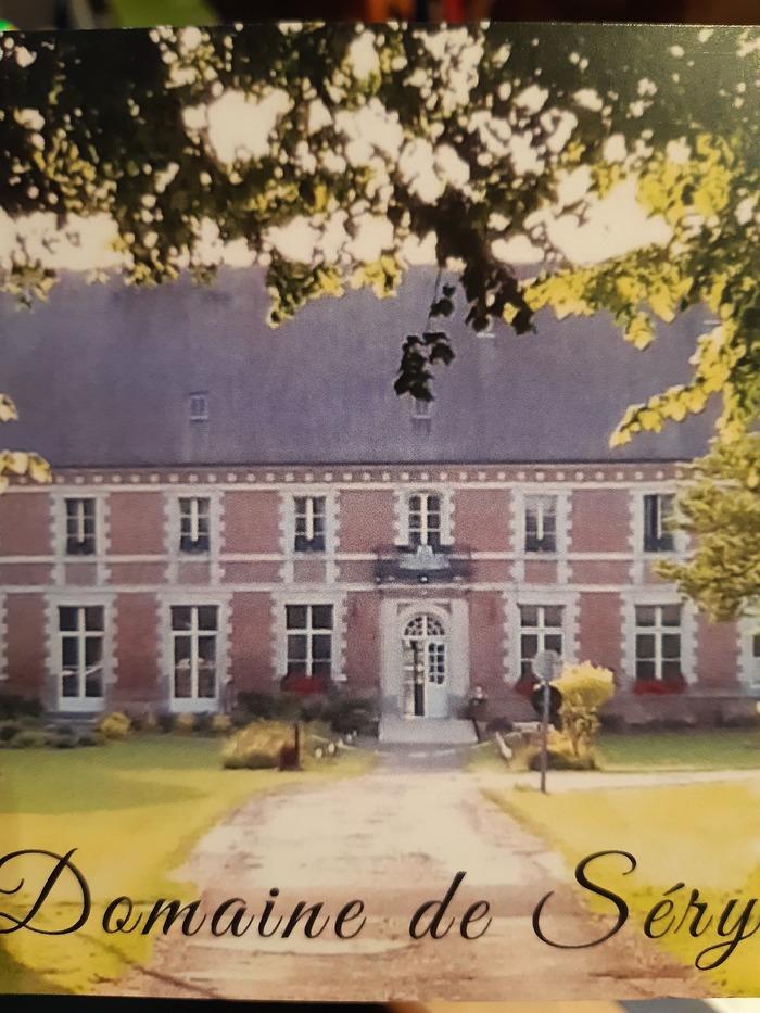 Journées du patrimoine 2020 - Visite libre du parc et visite guidée du château/abbaye du domaine de Séry