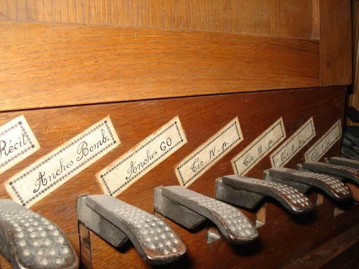 Journées du patrimoine 2019 - Découverte de l'orgue de Notre-Dame