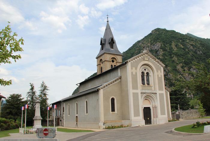 Journées du patrimoine 2020 - Visite de l'église de La Monta