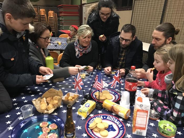 Soirée polyglotte à Santes (près de Lille)