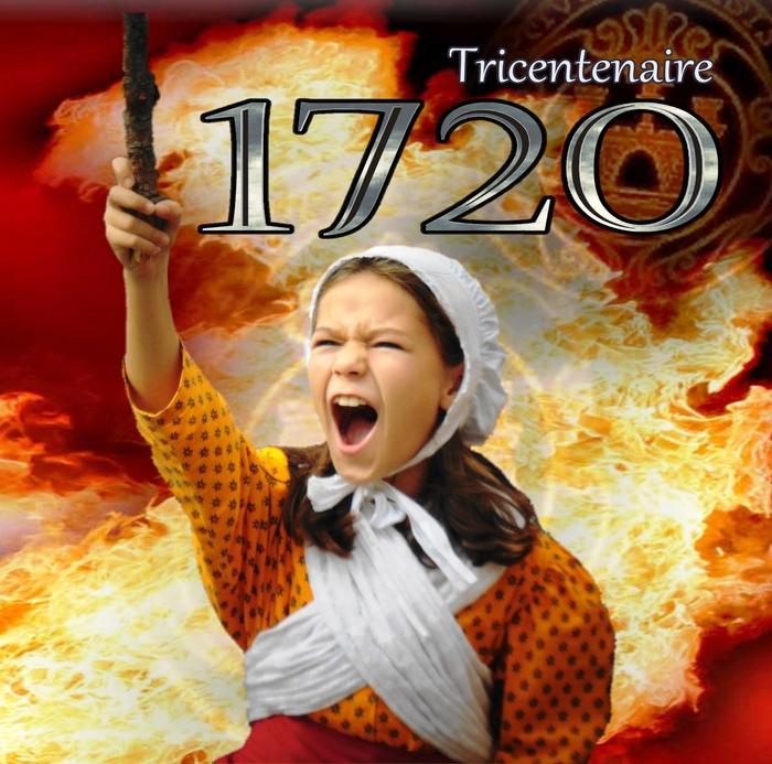 Journées du patrimoine 2020 - Annulé   Colloque Tricentenaire 1720-2020