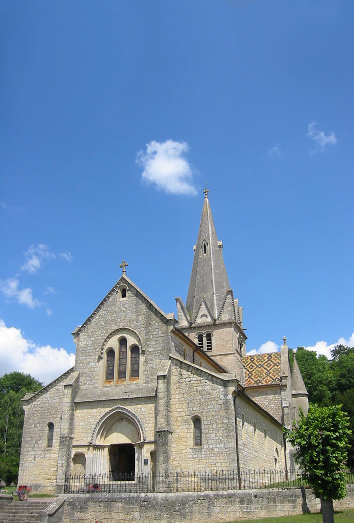 Journées du patrimoine 2020 - Visite de l'église de Beaujeu