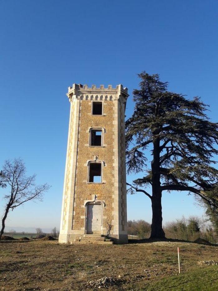Journées du patrimoine 2020 - Tour du Boujard