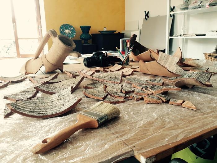 Journées du patrimoine 2019 - A la rencontre du Médecin des objets avec l'atelier En Mille Morceaux !