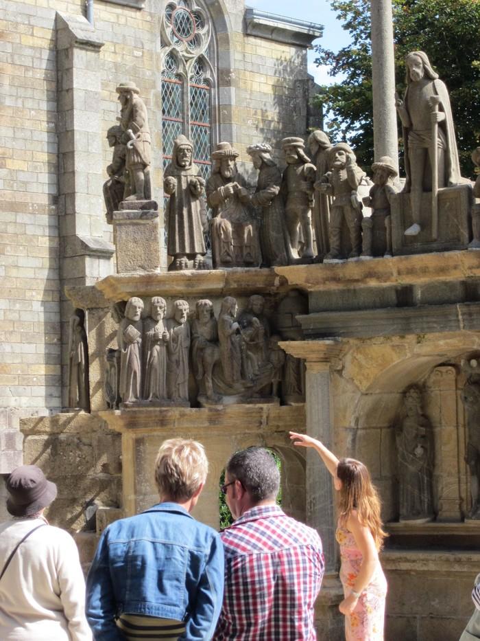 Journées du patrimoine 2020 - Visite guidée du Grand Calvaire de Plougastel-Daoulas