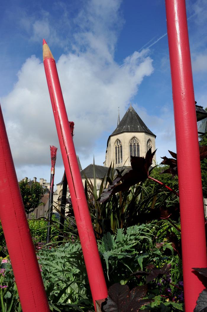 Journées du patrimoine 2019 - Visite commentée de l'Eglise Notre Dame de Mamers