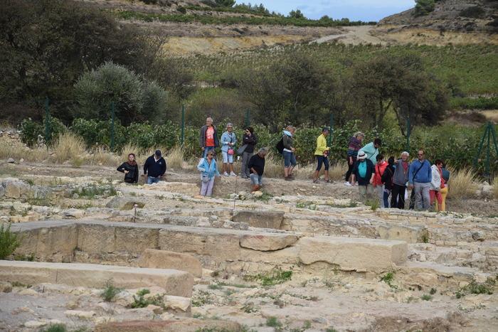 Journées du patrimoine 2019 - Visite guidée du site romain de l'île Saint-Martin