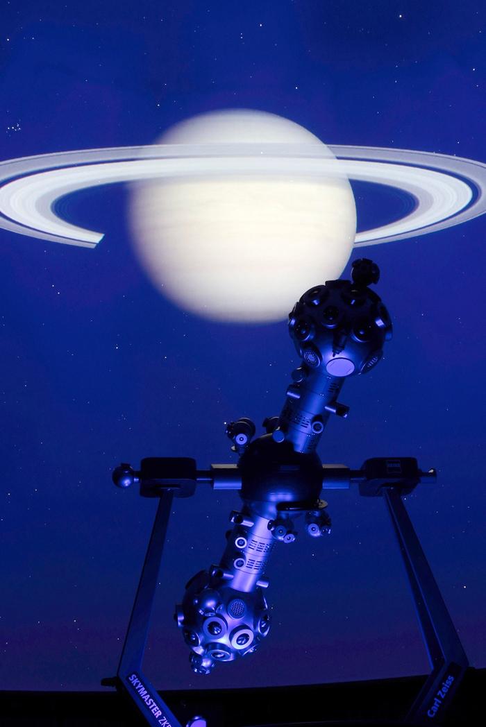 Journées du patrimoine 2020 - Séances de découvertes au planétarium