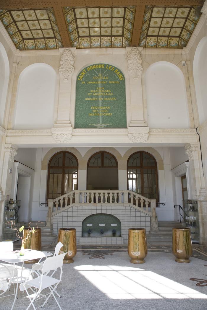 Journées du patrimoine 2019 - Thermes de Saint-Honoré-les-Bains