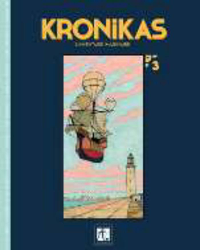 """Atelier """"Kronikas- L'inventaire imaginaire"""" - dispensé par Lysbeth Daumont"""