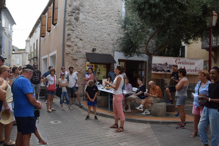 Journées du patrimoine 2019 - Visite guidée du village