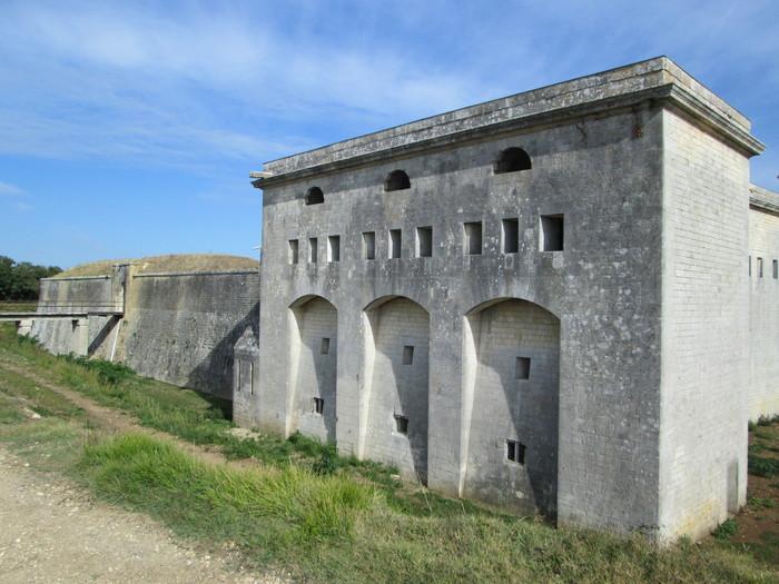 Journées du patrimoine 2019 - Architecture militaire et poudrière ! Visitez le fort !