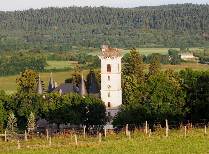 Journées du patrimoine 2019 - Visite accompagnée ou libre du château de Champdor
