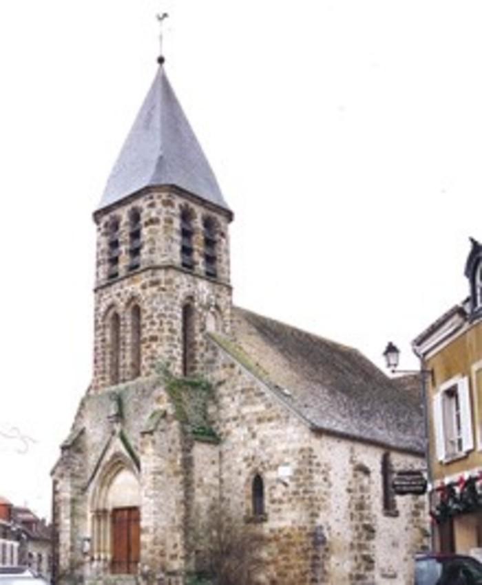 Journées du patrimoine 2020 - Visite libre de l'église de Dampierre-en-Yvelines