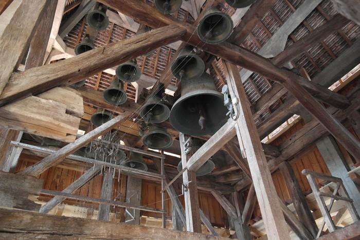 Journées du patrimoine 2019 - Visite guidée du clocher de l'abbatiale