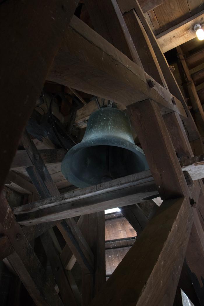 Journées du patrimoine 2020 - Visite commentée du clocher et des combles de la nef de l'église Saint-Saturnin