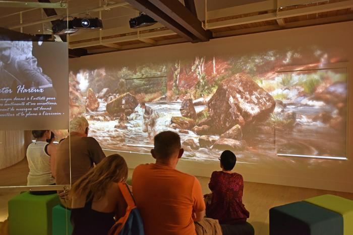 Journées du patrimoine 2019 - Découverte libre du centre d'interprétation