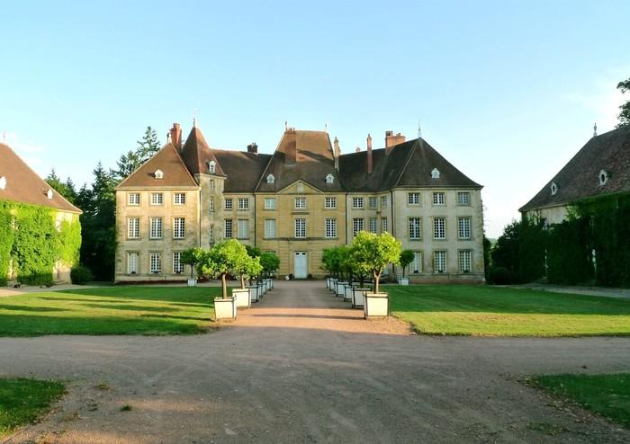 Journées du patrimoine 2019 - Parcs et jardins du Château de Lugny-lès-Charolles