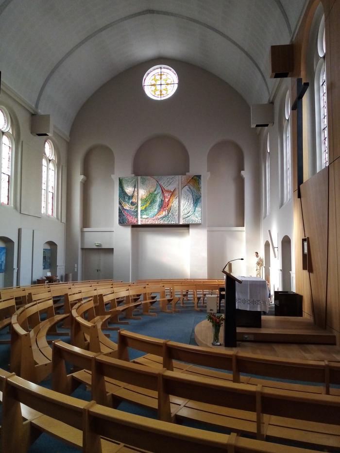 Journées du patrimoine 2020 - Visite de la chapelle du lycée Janson de Sailly