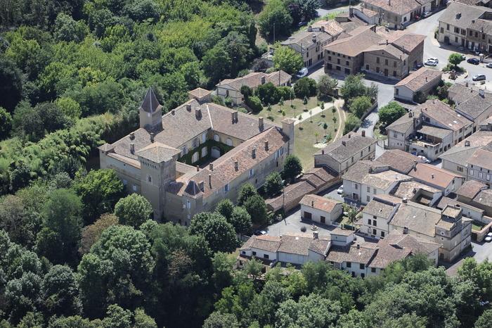 Journées du patrimoine 2019 - Visite guidée du château, des extérieurs et de la cour intérieure