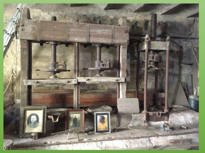 Journées du patrimoine 2019 - Nans Autrefois - visite commentée