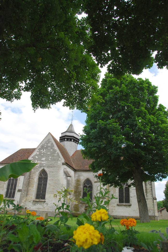 Journées du patrimoine 2020 - Visite libre de l'église Saint-Luc