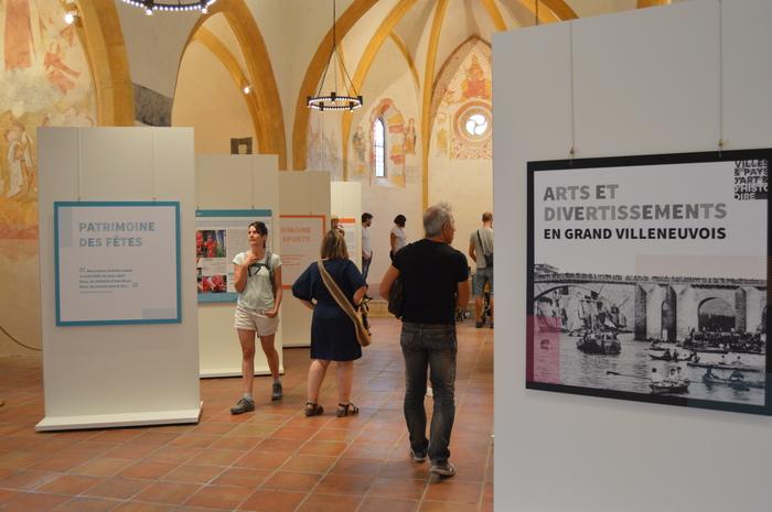 Journées du patrimoine 2020 - Week-end artistique à l'église !