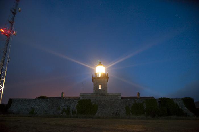 Journées du patrimoine 2019 - Visite guidée nocturne du phare de Barneville-Carteret