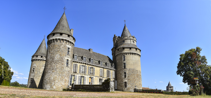 Journées du patrimoine 2019 - Visites guidées d'un château du XIVe siècle