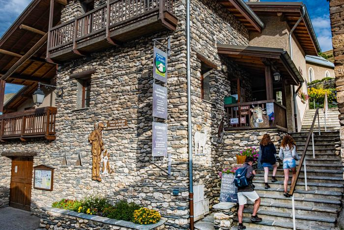Journées du patrimoine 2020 - Visite du musée et des expositions de la Maison des Alpages de Besse-en-Oisans