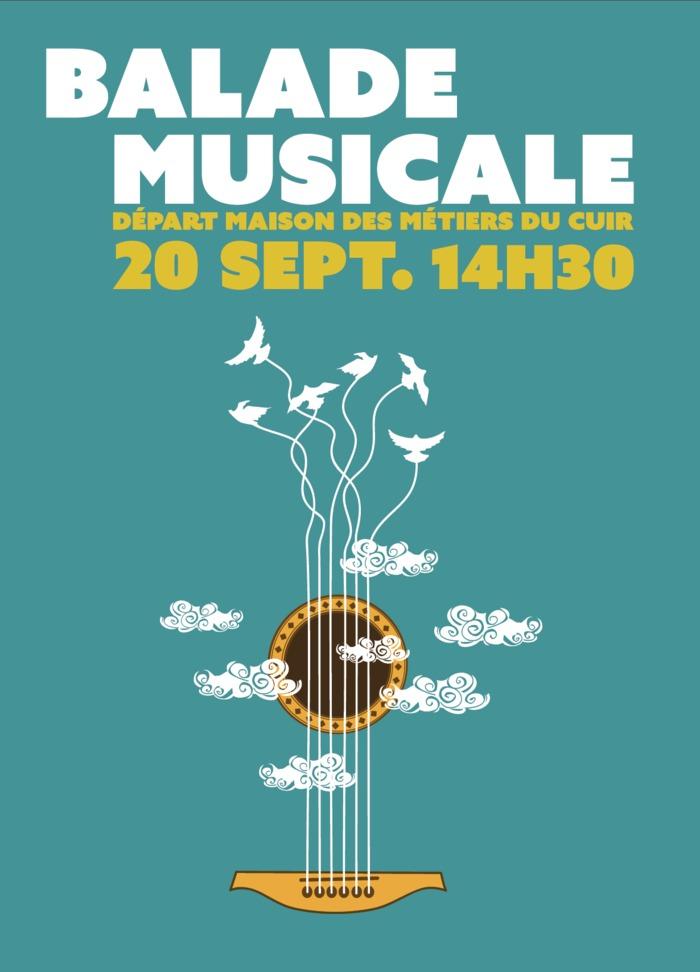 Journées du patrimoine 2020 - Balade musicale