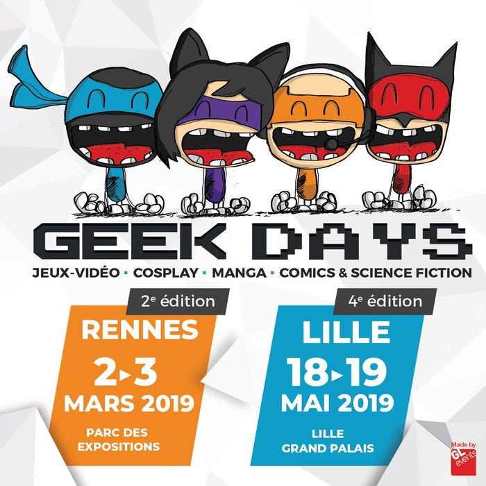 Geek Days 2019