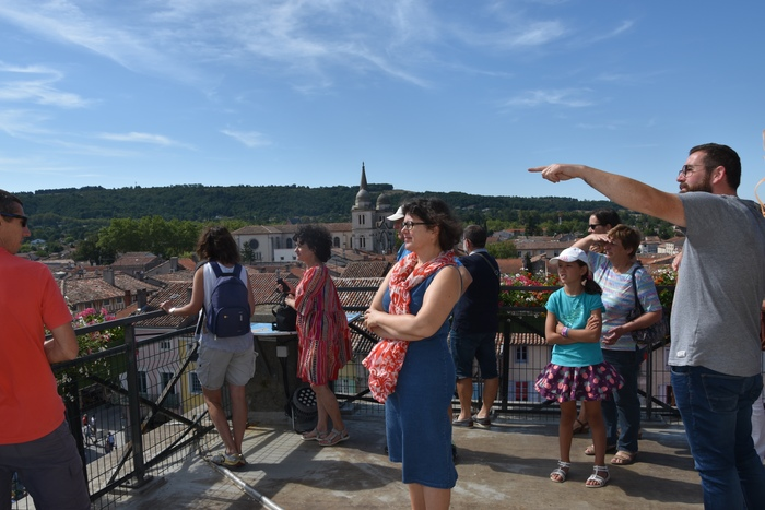 Journées du patrimoine 2020 - Visite guidée et panoramique du beffroi