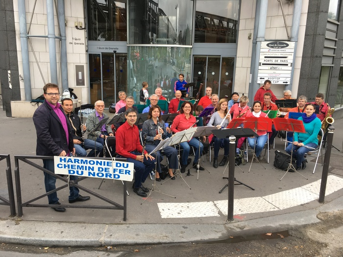 Journées du patrimoine 2019 - Musique en Gare