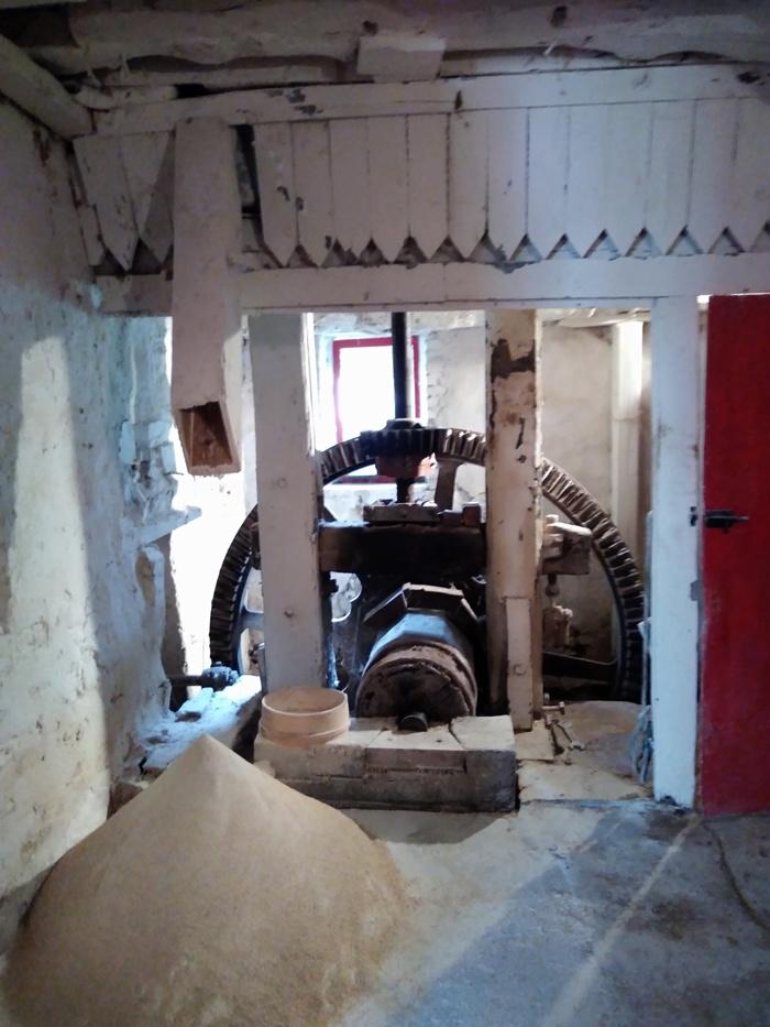 Journées du patrimoine 2019 - visite guidée d'un moulin à eau