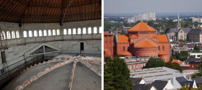 Journées du patrimoine 2019 - L'église Sainte-Thérèse de fond en comble