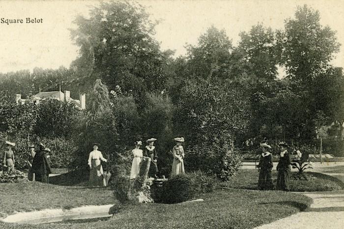 Journées du patrimoine 2020 - Les jardins publics de Vendôme, ville fleurie