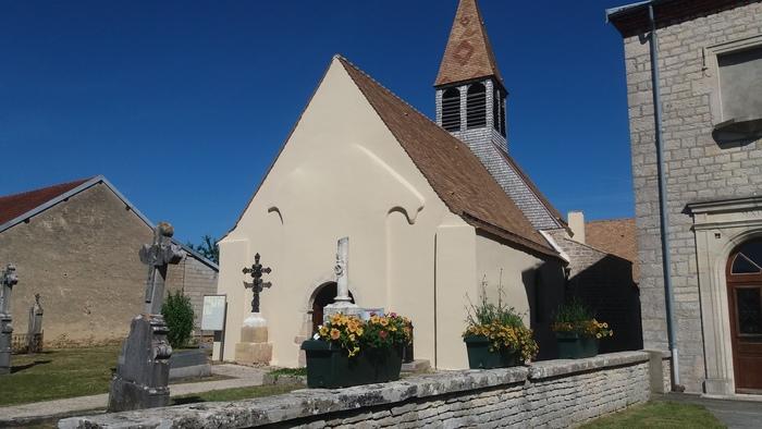 Journées du patrimoine 2019 - Visite de l'église Saint-Maurice de Sennecey-lès-Dijon