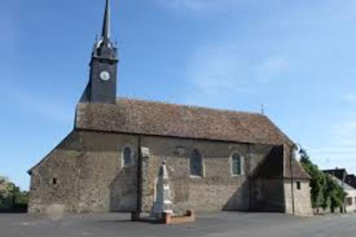 Journées du patrimoine 2019 - JEP 2019 - Église Saint-Pierre à Bouër