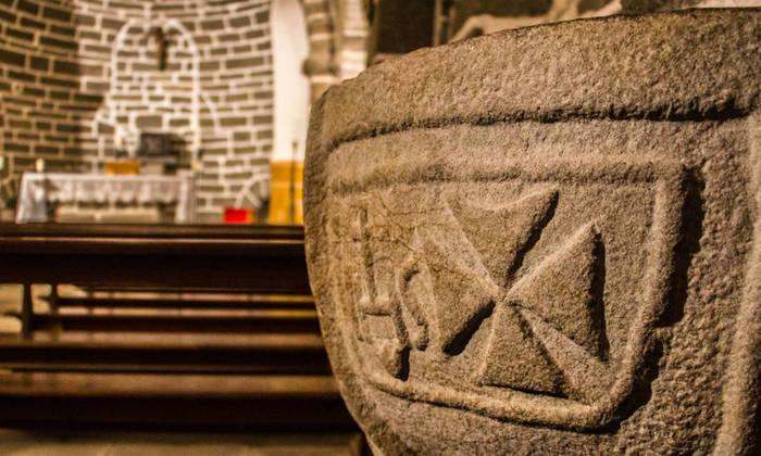 Journées du patrimoine 2020 - Visite commentée de l'église des templiers