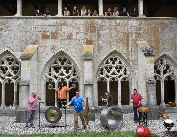 Journées du patrimoine 2020 - Architectura - Festival d'Ambronay