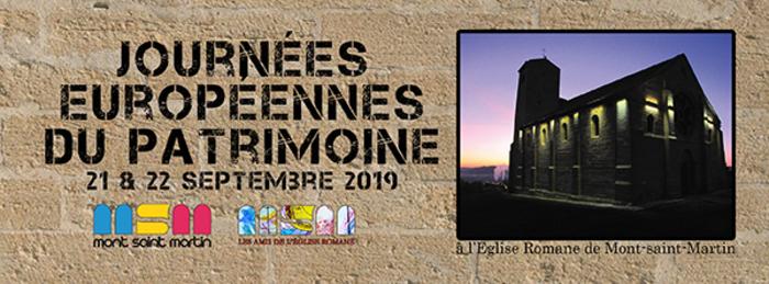 Journées du patrimoine 2019 - Conférence de Marc Feller