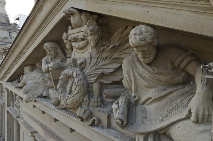 Journées du patrimoine 2019 - Jeu des façades de la Bnu