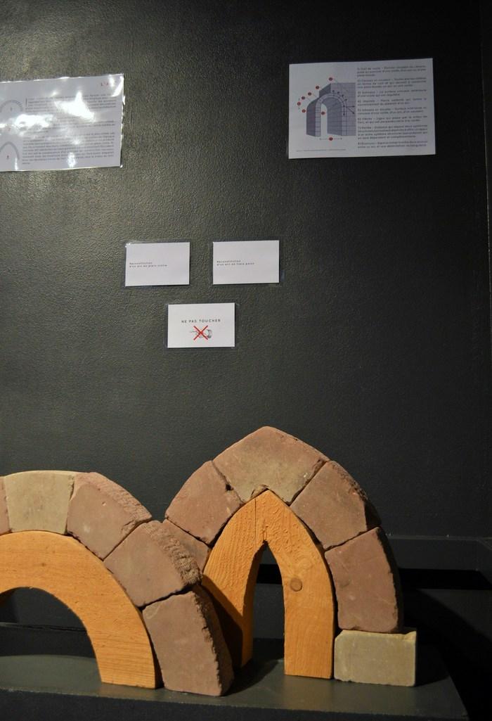 Journées du patrimoine 2019 - Exposition du château médiéval de Blâmont