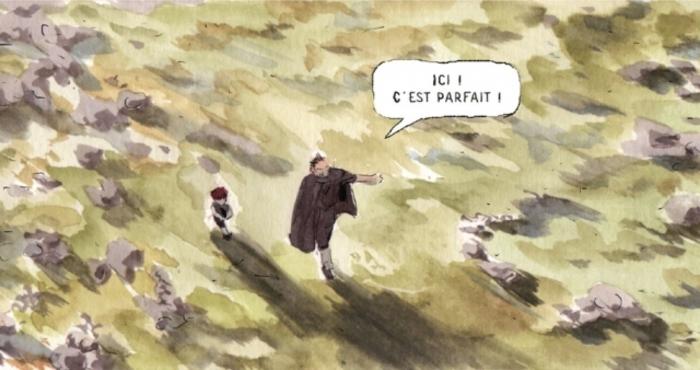 Exposition : La saga de Grimr