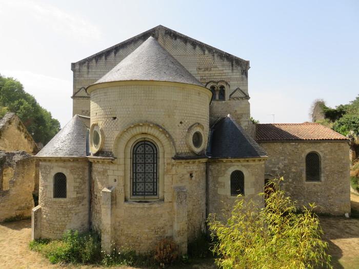 Journées du patrimoine 2020 - Ouverture de l'église de Saint-Généroux