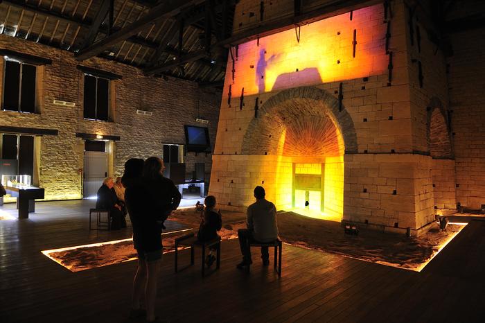 Journées du patrimoine 2019 - Son et lumière au Domaine de Vendresse