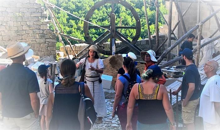 Journées du patrimoine 2019 - Visite libre, chantier médiéval vivant et ateliers participatifs