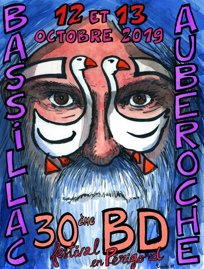 Fenice BD - Dédicace et performance en live à Bassillac.