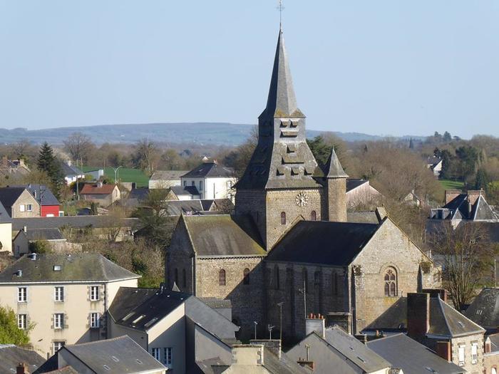 Journées du patrimoine 2020 - Visite église d'Ambrières Les Vallées